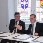 Ankündigung – Partnerschafts-Wochenende Dielheim-St Nicolas-de-Port