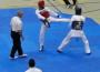 Tae-Kwon-Do Kämpfer auf der Bavaria Open