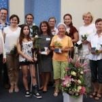 Erste Einbürgerungsfeier in Walldorf