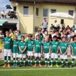 FC Zuzenhausen vs TSG 1899 Hoffenheim 0:14 (0:6) – Vorbereitungsspiel Nr. 2