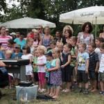 Dorfsommer Balzfeld – MGV Konkordia stellt intaktes Dorfleben unter Beweis