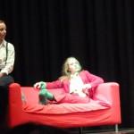 """""""Die Mausefalle"""" mit der Theater-AG des Gymnasiums Walldorf"""