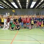 """Gaudi-Turnier beim """"Handball Total-Wochenende"""" in Walldorf vom 17. bis 19. Juli"""