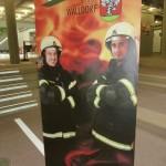 Die Feuerwehr-Ausstellung ist eröffnet