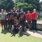 Paintball: Team Nr. 3 auf Platz 5 in der Verbandsliga