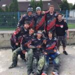 Verbandsliga Team 69ers Nr. 2 mit gutem Lauf