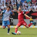 TSG 1899 Hoffenheim vs FC Bayern München   1 : 2   (1 : 1) glücklicher Bayern-Sieg