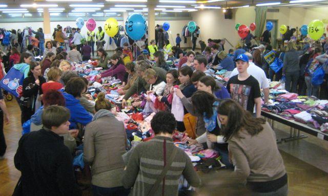 Wieslocher Kinderkleider und Spielwarenmarkt WiWa Lokal