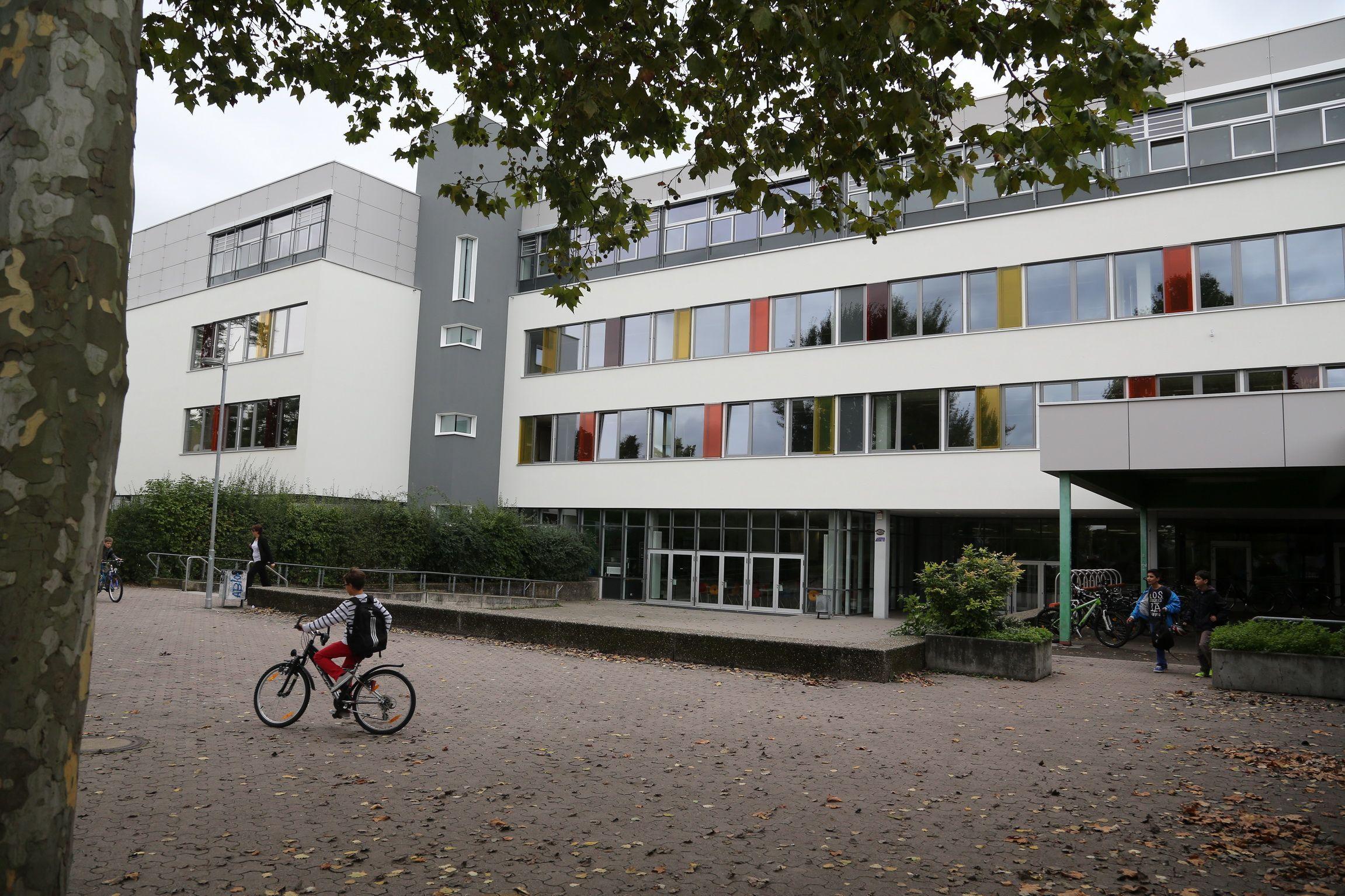 Schulzentrum Walldorf