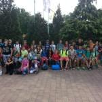 Ski-Club Wiesloch beim Wieslocher Ferienspaß 2015 dabei