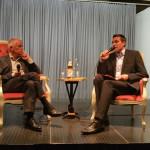 Stuttgarts Oberbürgermeister unterstützt Wieslochs OB-Kandidaten Schmidt-Eisenlohr