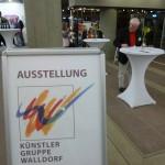 Kunstausstellung für einen guten Zweck