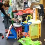 Walldorfer Kinderkleidermarkt wieder erfolgreich