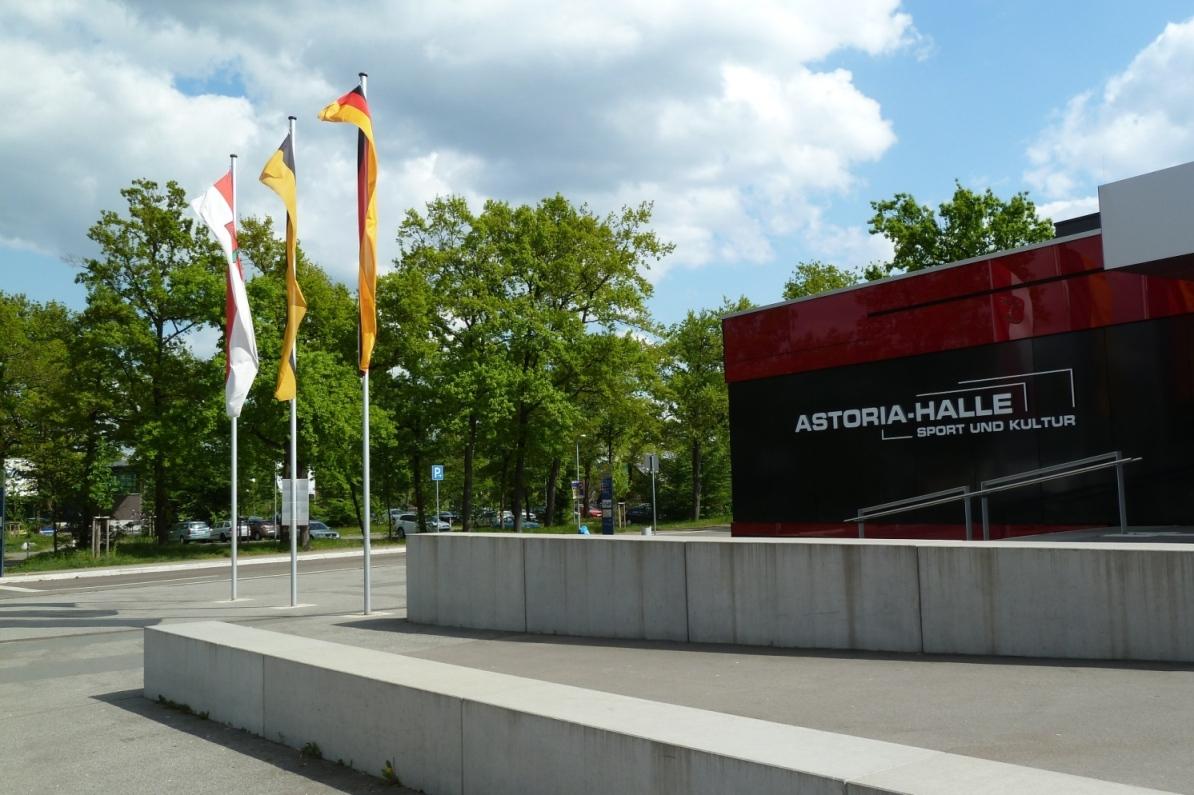 Astoria Halle in Walldorf