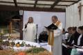 Erntedank-Gottesdienst mit Tiersegnung im Tierpark Balzfeld am 04.10.2015