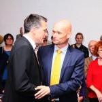 Nachbericht zur OB-Wahl in Wiesloch mit After-Wahl-Party bei der Feuerwehr