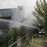 Jahres-Hauptübung der Feuerwehren Dielheim und Horrenberg-Balzfeld am 10.10.2015