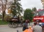2. Spiessbratenfest der Feuerwehr Horrenberg Balzfeld bei ruhigem Herbstwetter