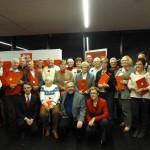 Kreismitgliederehrung bei der SPD in Walldorf