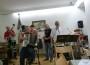Kerweausklang im Astorhaus mit den Walldorfer Straßenmusikanten