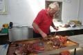 Heute  (21. August) ist wieder Hoffest bei Spanferkel-Pichler