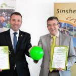 AVR Zertifiziert nachhaltiges Engagement