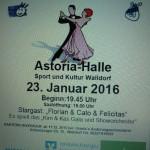 Morgen: Ball der Constantia 2016