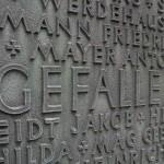 Volkstrauertag am 15.11. – Feierstunde in Walldorf