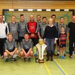 Behörden-Fußballturnier: Wanderpokal geht nach Sinsheim