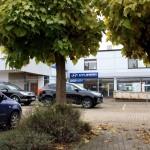 Autohaus Ranaldi baut um – Verkauf und Service geöffnet