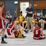 Basketball Damen Sandhausen: Von Bienen und Panthern