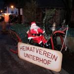 Weihnachtsmarkt Unterhof – eine Tradition lebt – fehlt nur der Schnee !