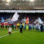 TSG 1899 Hoffenheim vs Hannover 96   1 : 0 (1 : 0) – endlich ein HEIM-DREIER