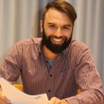 Gastkünstler Bastian Schneider liest am 14. Januar in der Stadtbücherei