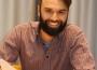 Heute: Gastkünstler Bastian Schneider in der Stadtbücherei Walldorf