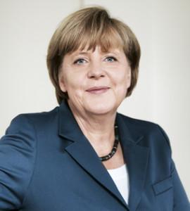 Kanzlerin: Angela Merkel