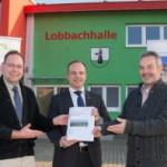 AVR Energie GmbH übergibt Ergebnisse des Quartierskonzeptes