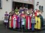 Sternsinger-Aussendung – Neujahrsempfang der Pfarrgemeinde Heilig Kreuz