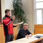 Holzversteigerung der Gemeinde Dielheim am 30.01.2016 um 9.00 Uhr