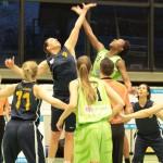 Basketball Damen: Wild Bees zurück in der Erfolgsspur