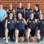 Basketball Damen Sandhausen: Ü35 sind Baden-Württembergischer Meister