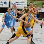 Basketball Sandhausen: Erste Saisonniederlage der Regionalliga Damen