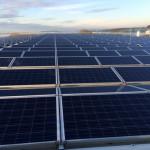 Neueste Photovoltaikanlage der AVR ist in Betrieb