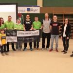 Projekt der Leimbachtalschule Dielheim mit Rhein-Neckar-Löwen gestartet