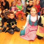 Kinderfasching des TV in Horrenberg – viel Spaß für Klein und Gross