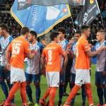 Bundesliga Schlüsselspiel – TSG 1899 Hoffenheim – Darmstadt 98   0 : 2 (0 :1)