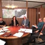 Pressegespräch – Am Runden Tisch mit OB Dirk Elkemann