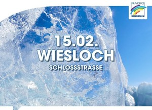 Radio Regenbogen Gletscher macht Halt am Adenauerplatz lokalreporter tvüberregional