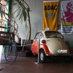 Benz Patent-Motorwagen Nummer 1 in Rauenberg ausgestellt