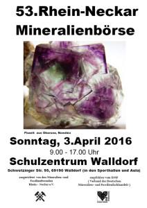 53. Mineralienbörse